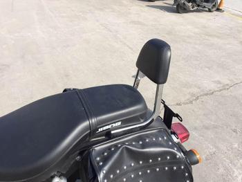 Rear passenger backrest seat set for Keeway Superlight 125 150 200 Bigboy Superlight 200 Vento Rebellian125 150 Мотоцикл