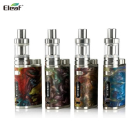 100 Original Eleaf IStick Pico RESIN Kit With Istick Pico Resin Vape Mod 2ml Melo Iii