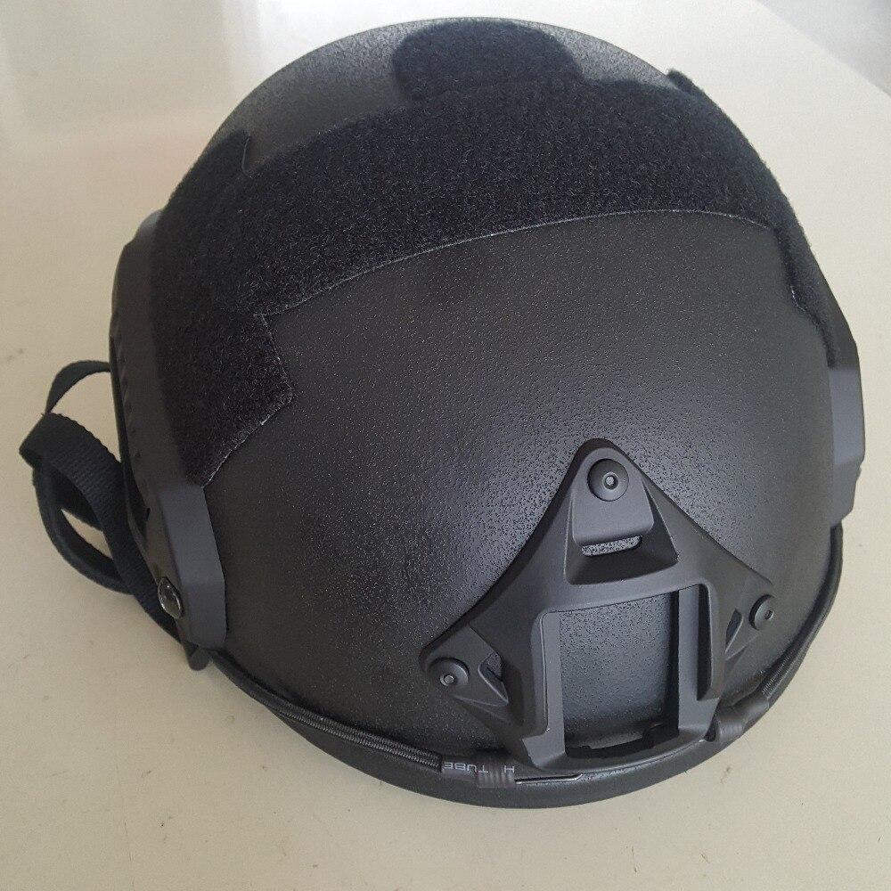 CCGK Bulletproof หมวกนิรภัยระดับ IIIA 3A FAST MH High Cut Bullet proof Aramid Ballistic หมวกกันน็อก Self Defense-ใน หมวกนิรภัย จาก การรักษาความปลอดภัยและการป้องกัน บน AliExpress - 11.11_สิบเอ็ด สิบเอ็ดวันคนโสด 3