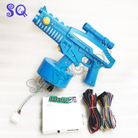 Gun Forest Bullet The Rain Main board with Gun for Children's Coin operated games