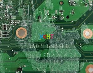 Image 5 - Voor Toshiba Satellite L750 L755 A000080800 DA0BLBMB6F0 HM65 DDR3 Laptop Moederbord Moederbord Getest