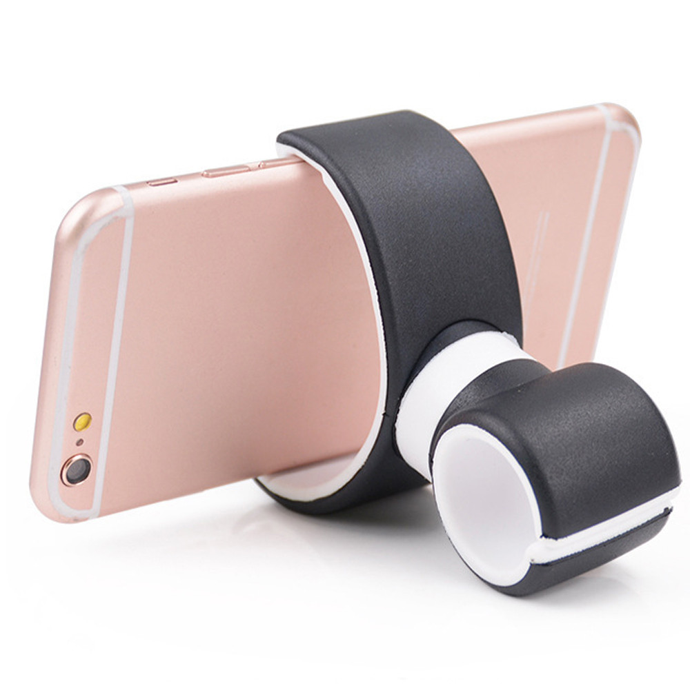 Electronics - Outdoors Bicycle 360 Degrees Air Vent Mount Bicycle Car Cell Phone Holder For 3.5-6.0inch Phone Outdoor Cycling
