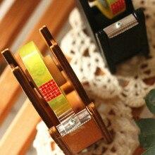 Wooden Tape Dispenser