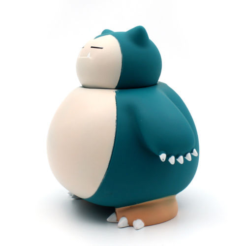 Snorlax Coin Bank Collection
