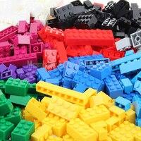 1000Pcs Building Bricks Set City DIY Creative Brick Toys For Child Educational Building Block Bulk Bricks