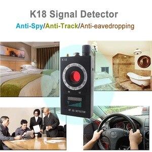 Image 3 - Topvico Đầy Đủ Pro Chống Gián Điệp Lỗi Báo Không Dây Ống Kính Máy Ảnh Ẩn Tín Hiệu Định Vị GPS RF GSM Thiết Bị Từ Tính thiết Bị Tìm Đồ Vật
