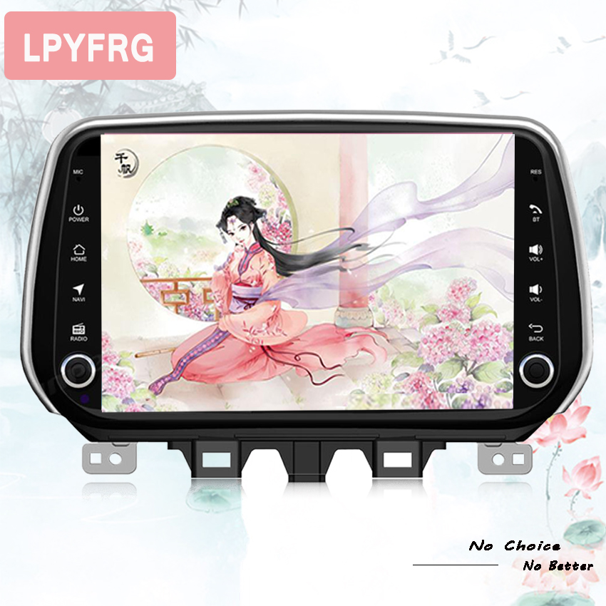 10 1 IPS 2 Two Din Android 9 0 Car Stereo For Hyundai Tucson IX35 2018