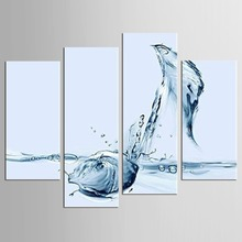 4 piece canvas Beautiful musical notes instruments paintings on the wall canvas painting decorative pictures abstract notes on the cuff