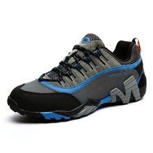 2017 New Mountains Climbing Shoes For Lovers Outdoor Waterproof Breathable Men Shoes Walking Unisex Shoes zapatillas deportivas