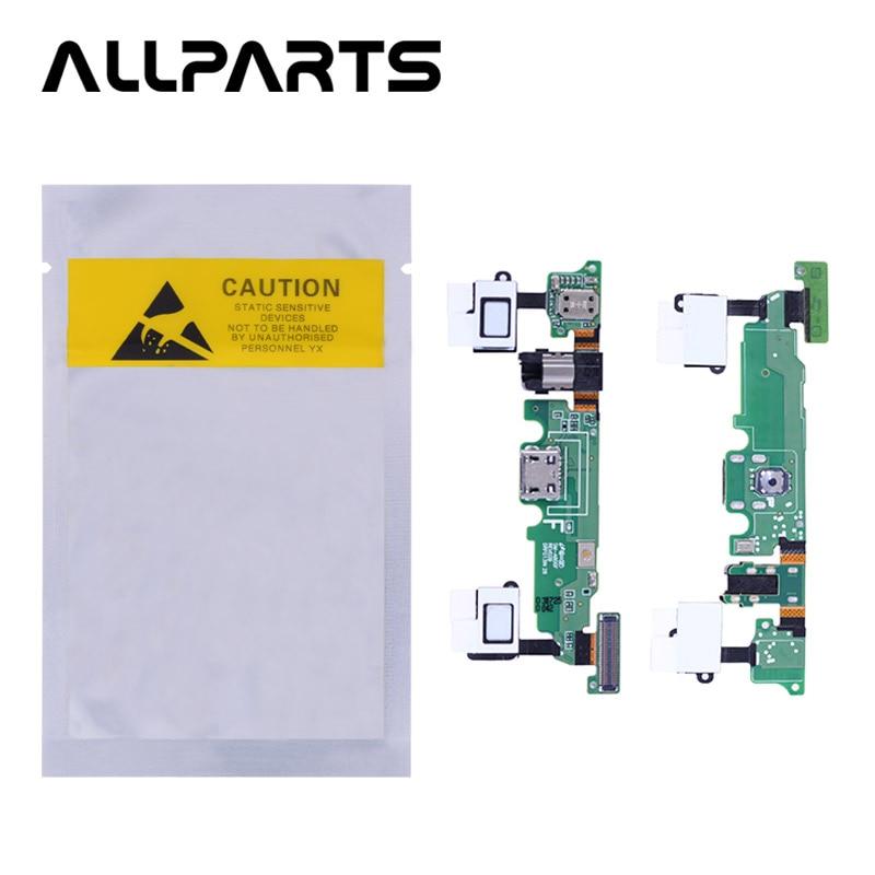 AllPARTS гарантия Кнопка меню Сенсор шлейф для SAMSUNG Galaxy A8 A800F с Audio Jack разъем наушников