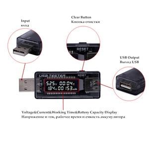 USB измеритель емкости, Тестер емкости, зарядное устройство USB 5V 9V 12V 20V QC 2.0 3.0
