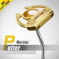 PGM professional гольф клуб толкатель наклонная Шея 304 мягкое железо литье