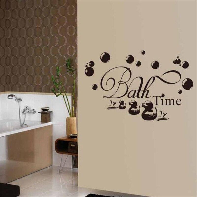 Bathroom Design Quotes bath wall quotes promotion-shop for promotional bath wall quotes