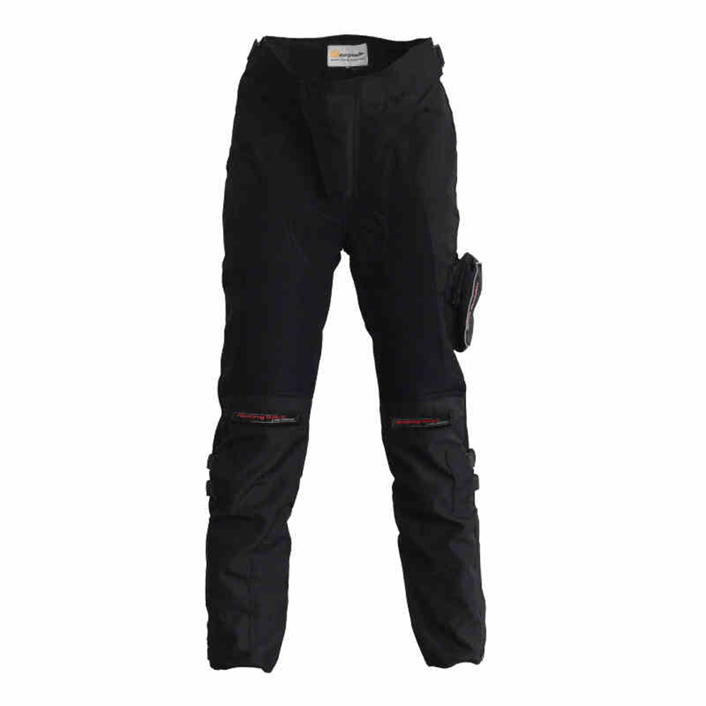 Riding Tribe Protection Racing Pants Men Motorcycle off road breathable grid wear resistant protective riding locomotive
