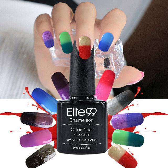 Elite99 Chameleonic Gel Nails Polish