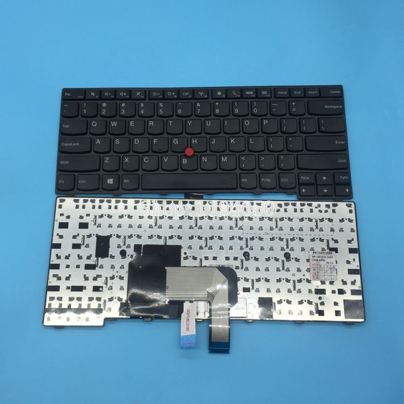 For sale New Original US replacement for Lenovo IBM Thinkpad T440S T440P T440 E431 T431S E440 L440 keyboard new 14hd laptop lcd screen 30pin original for lenovo thinkpad t440 t440p t440s t431s led display 1600 900 04y1584 n140fge ea2