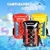 Promostu 30L Waterproof BACKPACK Camping Hiking Ourdoor Bag Drybag Beach Fishing Swim Bag Case 1915