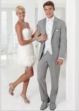 Новые мужские свадебные костюмы для жениха официальные смокинги