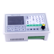 цена на 4 axis CNC Controller, 50KHZ CNC 4 Axis offline controller Breakout Board CNC Engraving Machine Control System Card