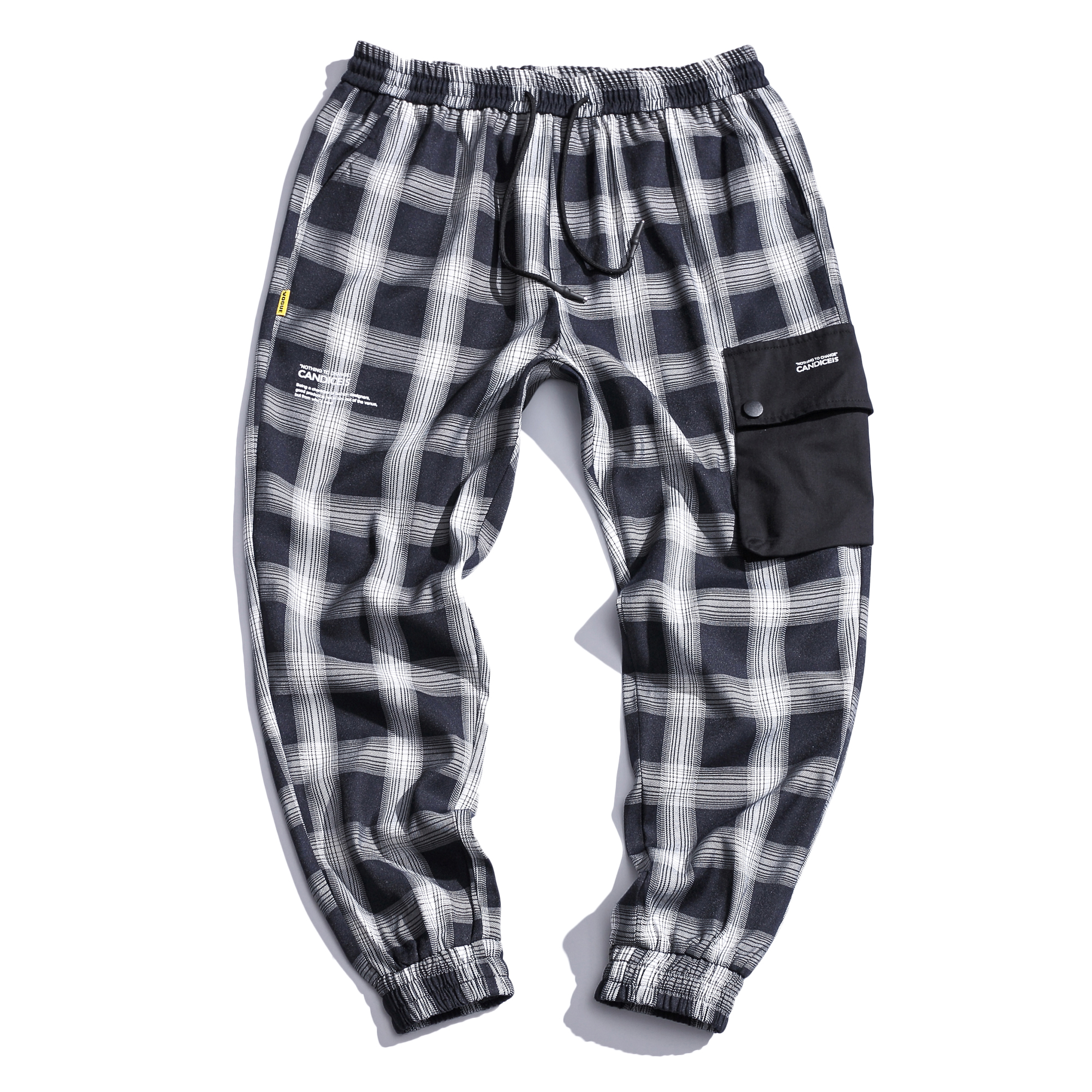 Hip 4xl Plaid Patchwork Black Modo Da red Streetwear Pantaloni Tuta Harem  green Pant Hop Della Uomo Di 5xl Casual Maschili nxXZwpI8qf 83e3145fa749