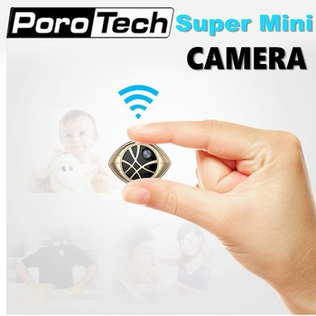 Super Mini Portable Magnetic WiFi DVR Security Camera Micro Camcorder Eye Shaped Sport Action Camera for Bicycle Cycling AI-338