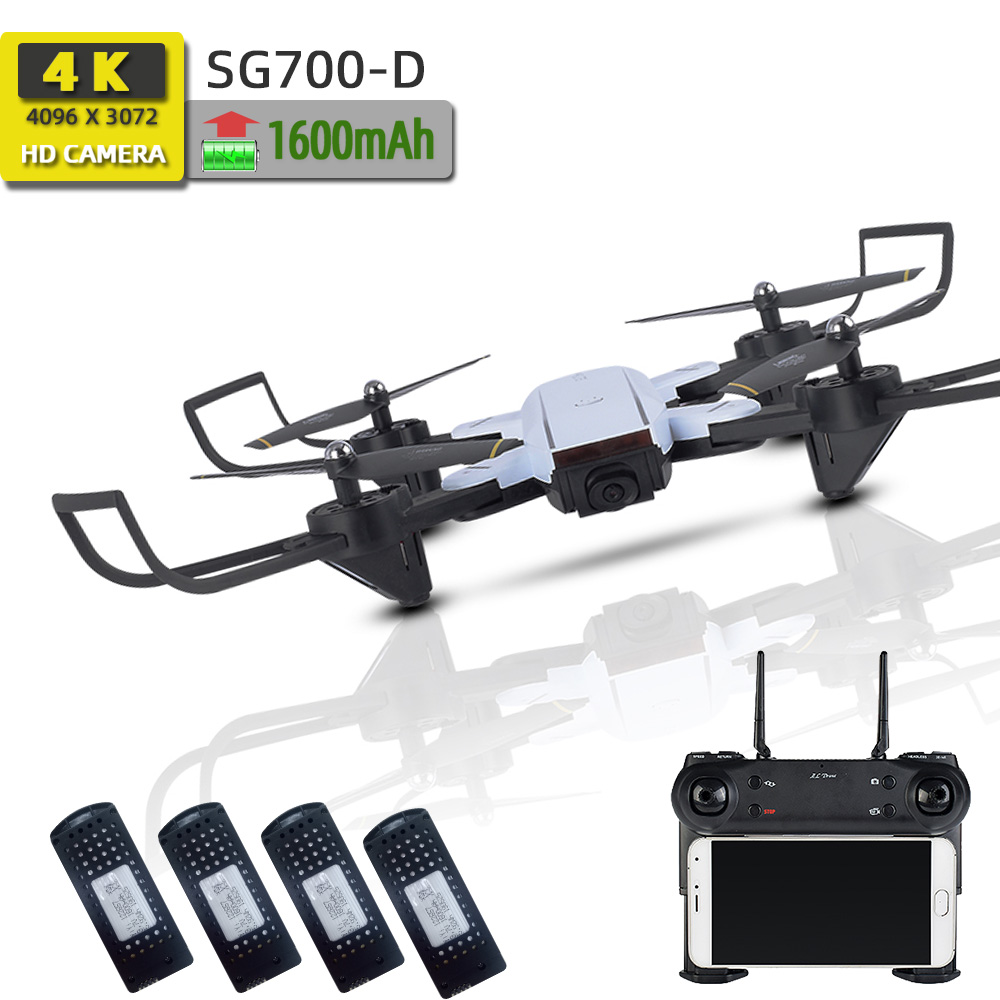 SG700 SG700D Drones With Camera Hd Mini Drone Rc Helicopter 4k Dron Toys Quadcopter Profissional Drohne Com Camera Quadrocopter