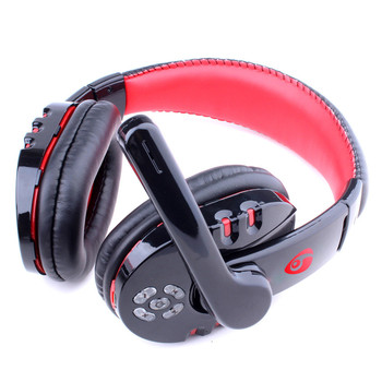 UHAPPY Bluetooth earphone Stereo wireless headphones  Bluetooth Gaming Headset Headphones with Microphone for PC  w528 1