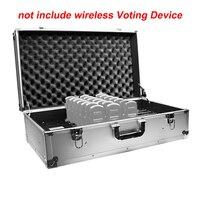 Retekess T148 серебро 42 Слоты Беспроводной голосования зарядный чехол для Беспроводной голосования Конференции Системы с защитой от перегрузки