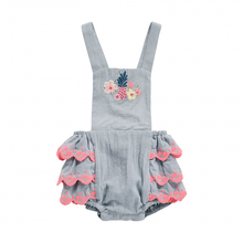 2019 INS BABY BOY BABY GIRL ROMPERS VESTIDOS KIDS CLOTHES