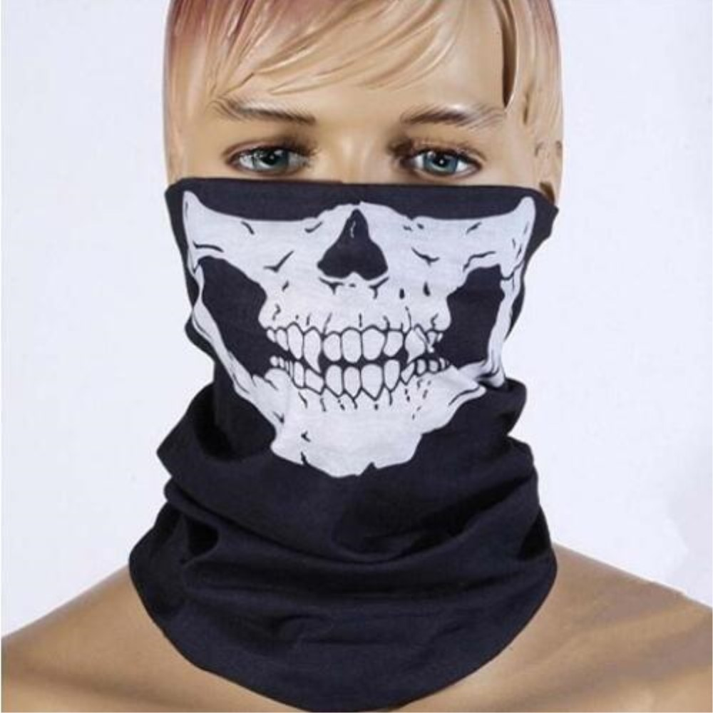 Online Buy Wholesale ski mask ghost half face from China ski mask ...