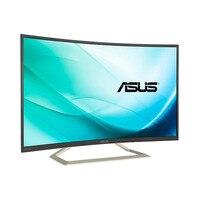 ASUS VA326N W 31.5 Inch Full HD 1080P Monitor LED Backlight Computer Monitor Optimal Resolution 1920x1080 Internet Bar Use