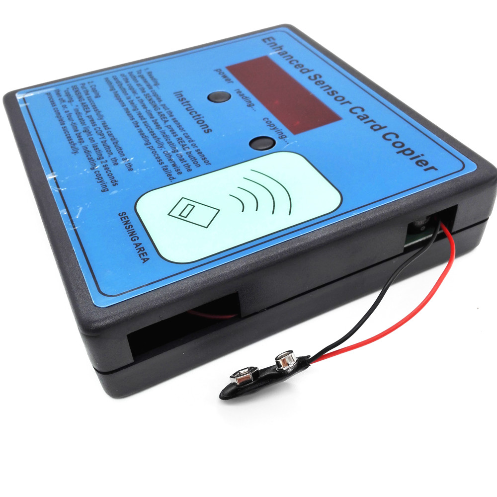 New Access Parking Member ID EM Electric Door Enhanced Sensor Card Copy Duplicators,Access Control Card Reader/Copier/Writer