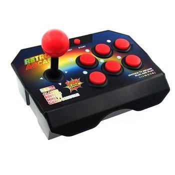 Handheld Children Portable Retro Toy 16 Bit Game Console Gift Mini Kids Fun Classic Smooth Operate Rocker Arcade