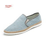 Europe-Trendy-Soft-And-Comfortable-Man-Shoes-2014-New-Men-3-Color-Plaid-Handmade-Flat-Shoes