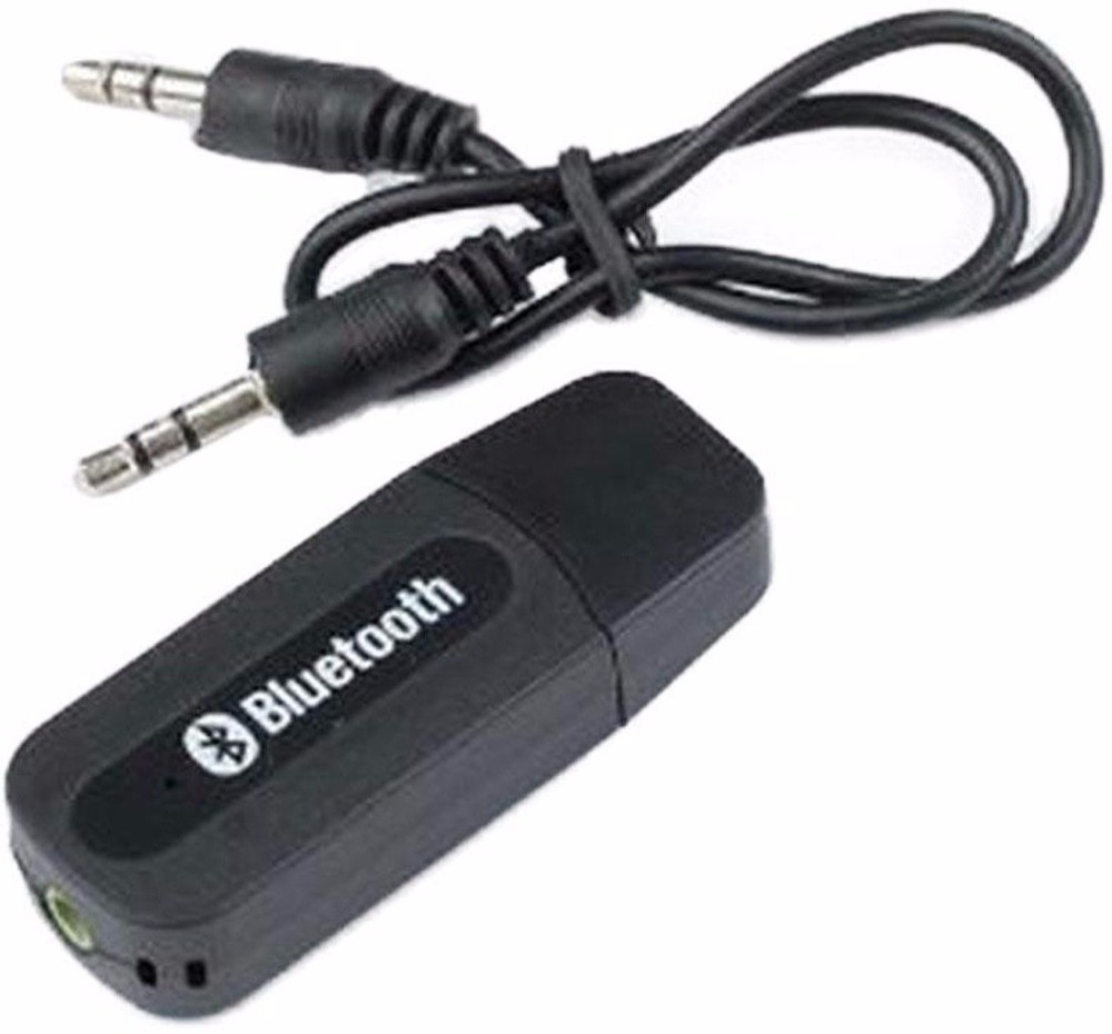 3.5mm AUX USB Wireless Bluetooth v2.1 Music Audio Stereo Receiver Adapter