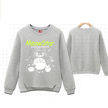 Free Shipping Men Women Anime Gary Totoro Pullover Cute Sweater Cosplay Costume Fashion Casual Unisex