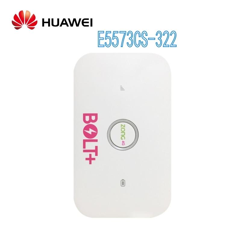 Unlocked Huawei E5573 E5573cs-322 4G Dongle Lte Wifi Router
