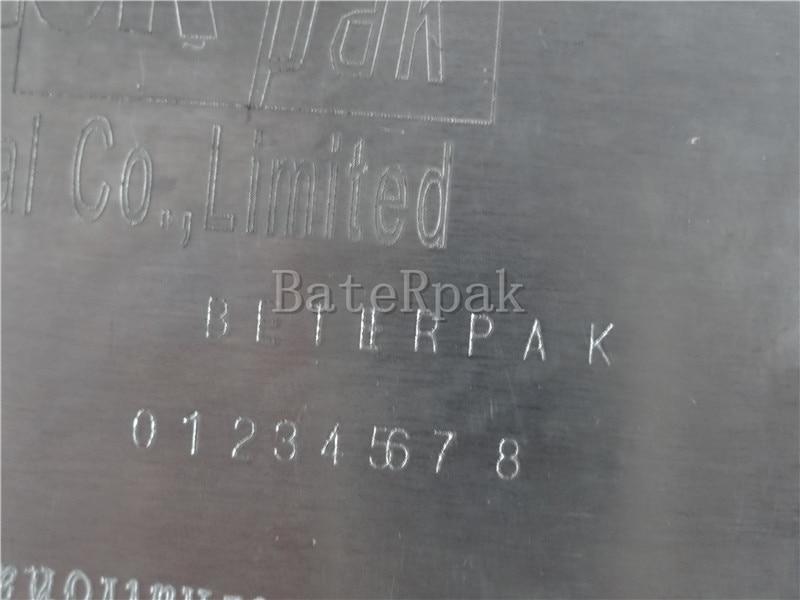 Ręczna maszyna do znakowania BateRpak YL-360, aluminiowa maszyna do - Narzędzia ręczne - Zdjęcie 6