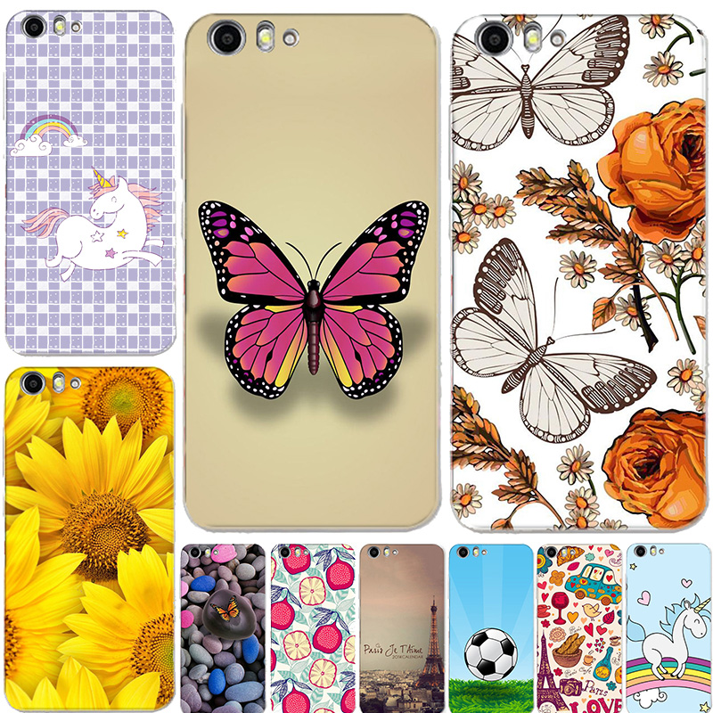 Cute Animal Cat Printing Case For ZTE Blade A511 A 511 ZTE Blade A515 A 515 5.0 Cover Relief Cartoon Design Funda Skin Coque image