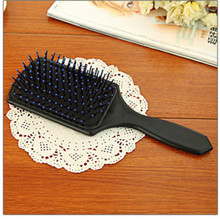 Hair Care Massage Flat Comb High Quality Fashion Brush Reduce Hair Loss Health Tool Black Hairstyling Comb Free Shipping