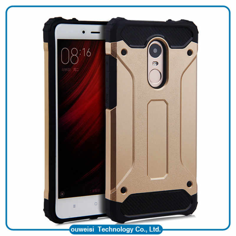 Nuovo Acciaio Armatura TPU + PC Cassa Del Telefono Mobile per Xiao Mi5/6,6 Plus, samsung J5/J7/S8/S8Plus Huawei Honor 8 Caso di Protezione di Goccia