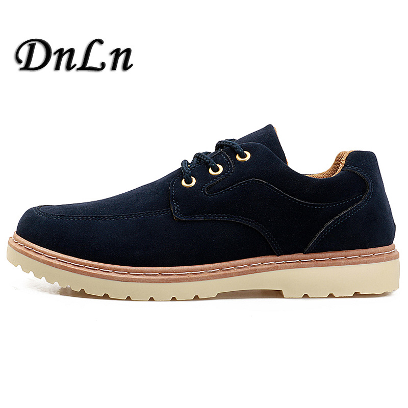 Size 39-44 Men British Classic Flat Shoes Lace Up Casual Flats 2018 New Flock Leather Male Work Shoes Breathable D30 men s leather shoes vintage style casual shoes comfortable lace up flat shoes men footwears size 39 44 pa005m