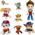 High Quality Kids Gifts  Firefighting Assistance Patrol Puppy Dogs Plush Toys Stuffed Doll Wholesale For Christmas gift