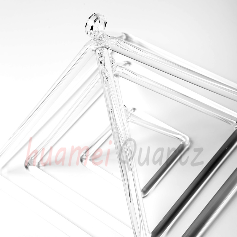 7inch and 12 inches quartz clear crystal pyramid for healing7inch and 12 inches quartz clear crystal pyramid for healing