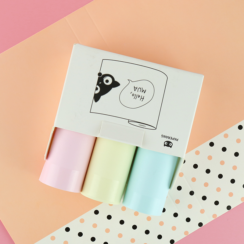 For PAPERANG P1 P1S P2 paper self adhesive printing paper