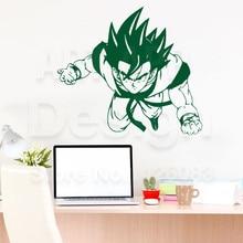 Dragon Ball z – Goku Wall Stickers (6 colors)