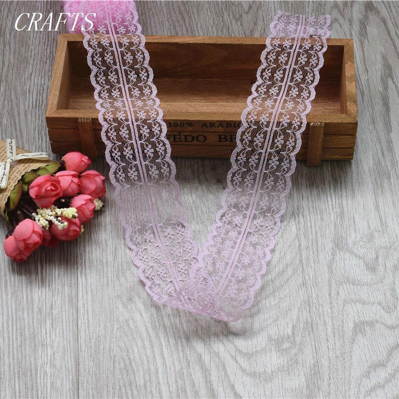 HTB1BjBmgRHH8KJjy0Fbq6AqlpXaV New! 10 yards of beautiful lace ribbon, 4.5 cm wide, DIY Clothing / Accessories / floral accessories, etc.