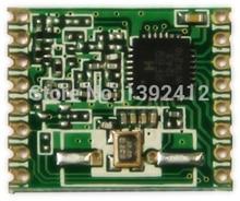 ФСК модуль RFM69W 13dBm РФ модуль приемопередатчика, 433/868/915 МГЦ могут быть выбраны