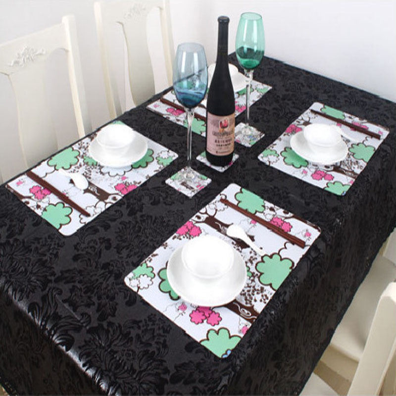 Bon Kitchen Table Mats Nice Home Decoration Interior