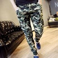 2016 New Fashion Camo Mens Harem Pants Slacks Sweatpants Jogger Dance Casual Sportwear Trousers Plus Size Free Shipping